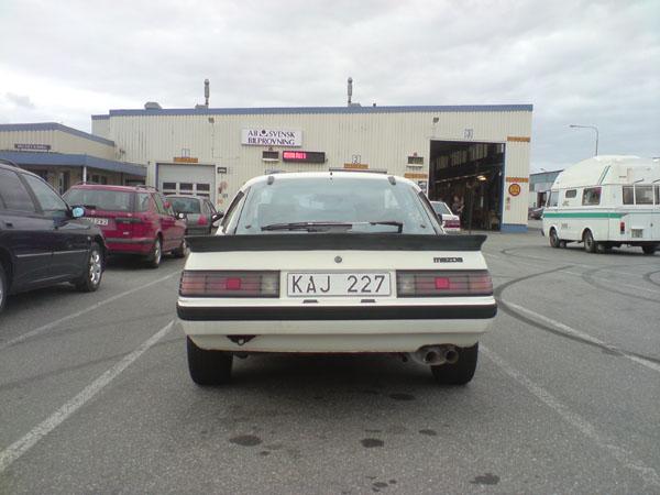 var är bilen försäkrad